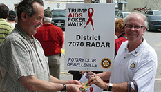 AIDS Poker Walk 2009